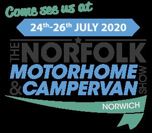 Norfolk motorhome and caravan show
