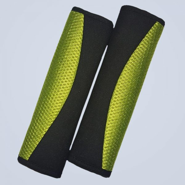 Seatbelt pad - green