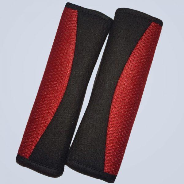 Seatbelt pad - red