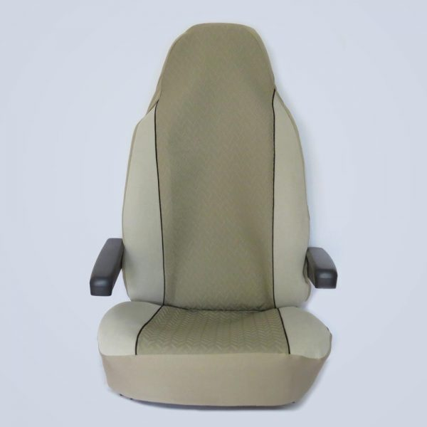 seat covers beige pattern
