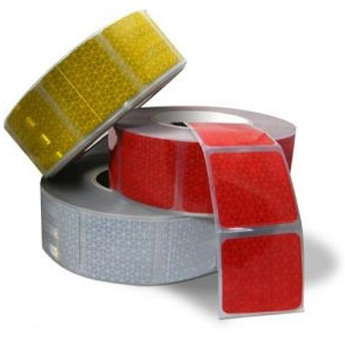 reflective tape squares