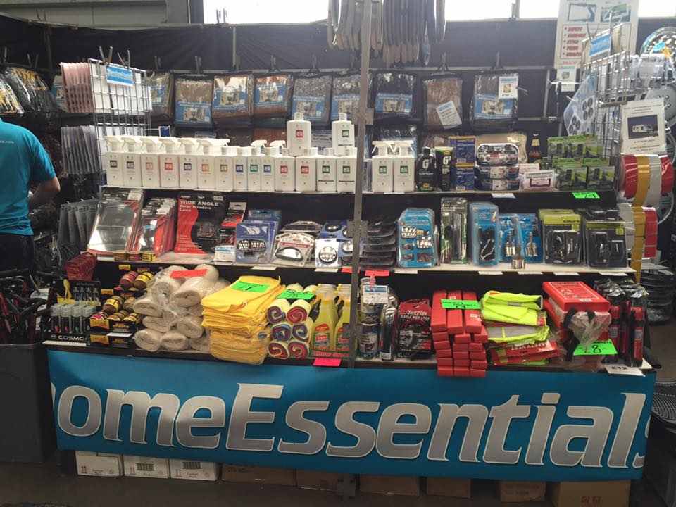essential accessories for your motorhome